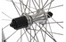 Takapyörä MTB-renkaat 26 x 1.75, 36h, Alivio, 7 vaihdetta